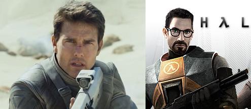 Oblivion: the unofficial Half-Life/Portal movie