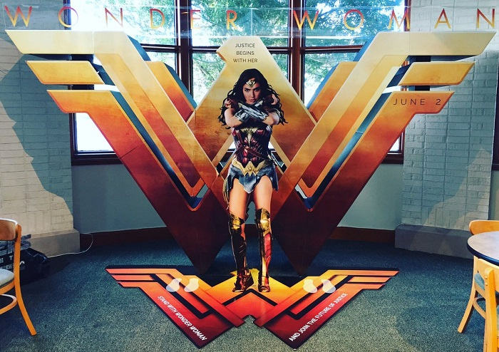 Wonder Woman is the superhero I've been waiting for